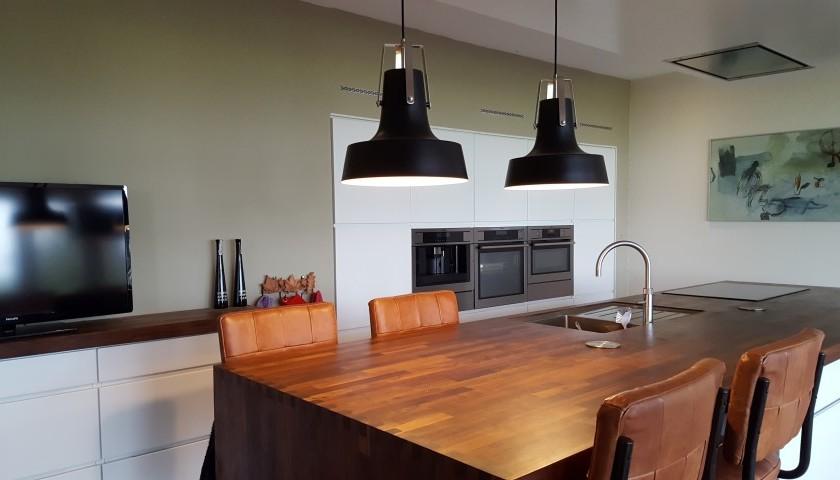 Project Rijnsaterwoude - Keuken